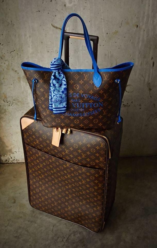 Louis Vuitton. Pinterest:@JORDANLANAI
