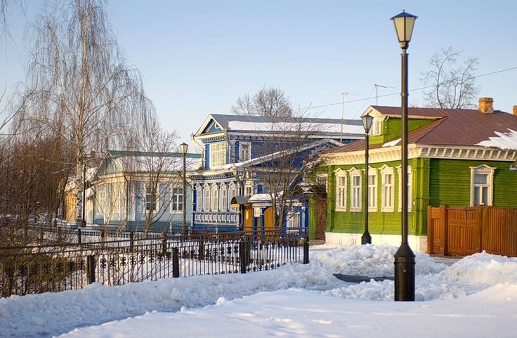 Gorodets. Awesome small Russian town. - SkyscraperCity
