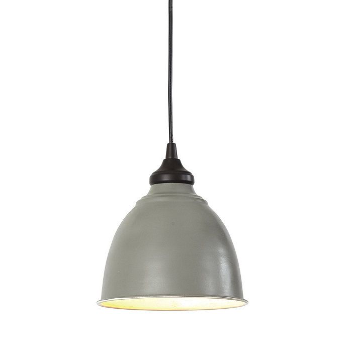 Small Industrial Metal Shade With Adapter For Recessed Can Lights Ballard Designs Recessed Can Lights Can Lights Metal Lighting