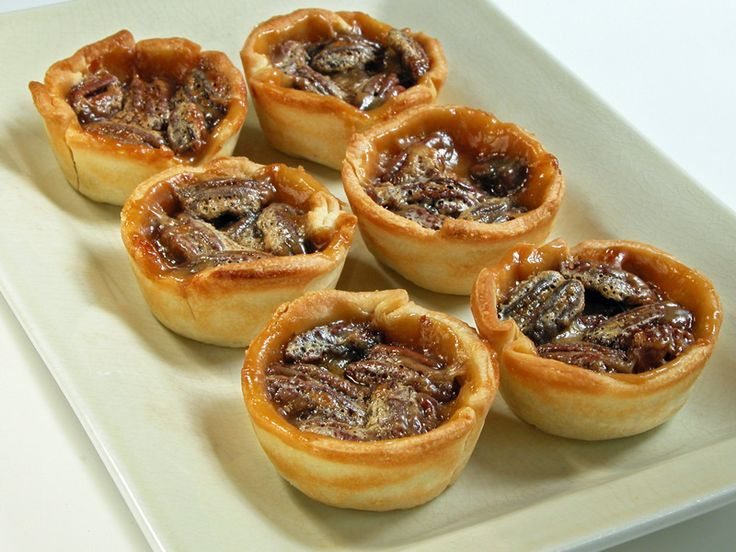 Canadian classic - butter tarts w/ pecans