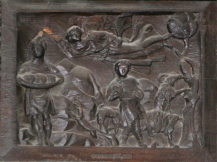 Abduction of Habakkuk