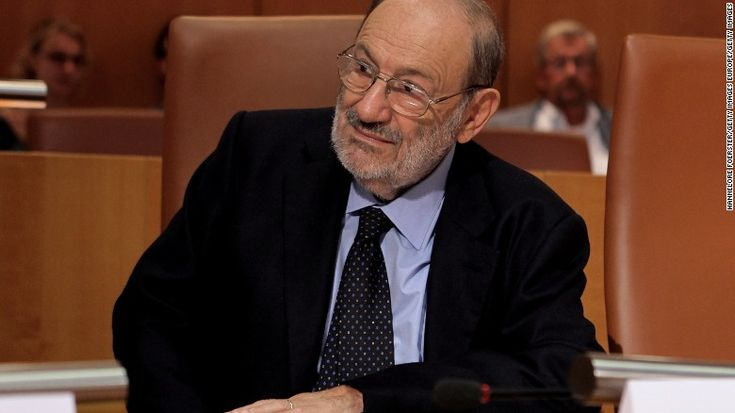"Umberto Eco, author of the novels ""The Name of the Rose"" and ""Foucault's Pendulum, died February 19 at the age of 84, his U.S. publisher said."