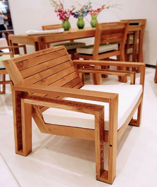 25 Best Ideas About Outdoor Wood Furniture On Pinterest