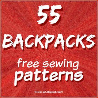 Backpacks wesens-art.blogspot.com