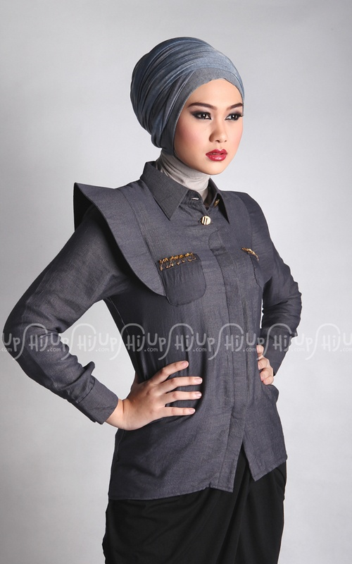 Stronger look with Sherinion Xena from Rumod. It's 20% off dear.. don't miss it www.hijup.com