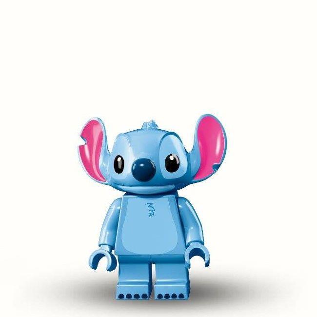LEGO Disney Stitch Minifigure