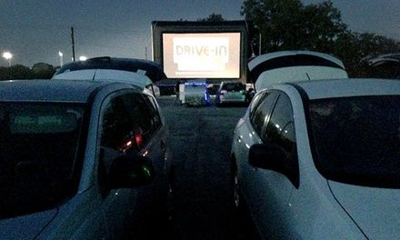 Independent flicks and classic films from the 50s to the 90s fill the screen at Austin's only drive-in movie theater