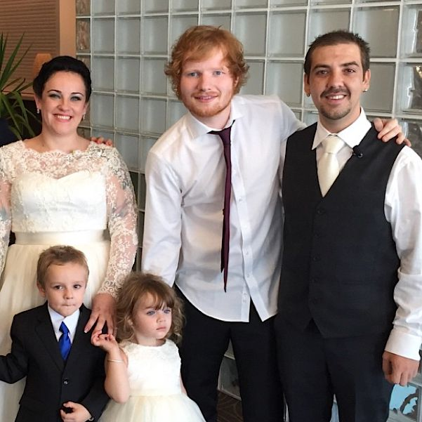 The Best Celebrity Wedding Crashers