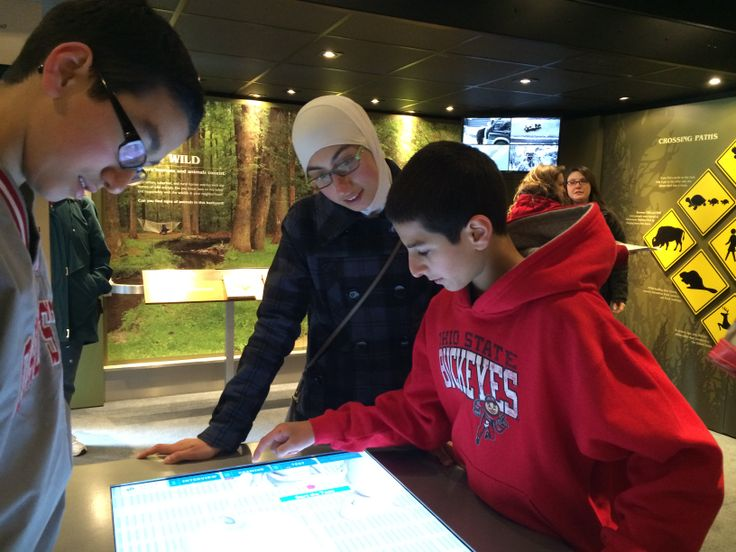 With the Smithsonian's #AnimalConnections traveling exhibition, future veterinarians can see if they have what it takes to keep animals in their care healthy! #pets #veterinarymedicine http://www.animalconnections.com