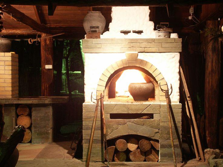 рис. 3 Печь большой теплоёмкости