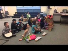 1st grade Abiyoyo Orff Activity - YouTube