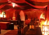Moroccan Tents Hire - Bedouin Tents Hire - Arabian Marquee Hire - Moroccan Interiors