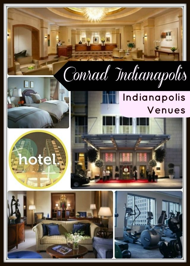 Great options available for #events at #Conrad #Indianapolis #Hotel. See the venue's full profile here.