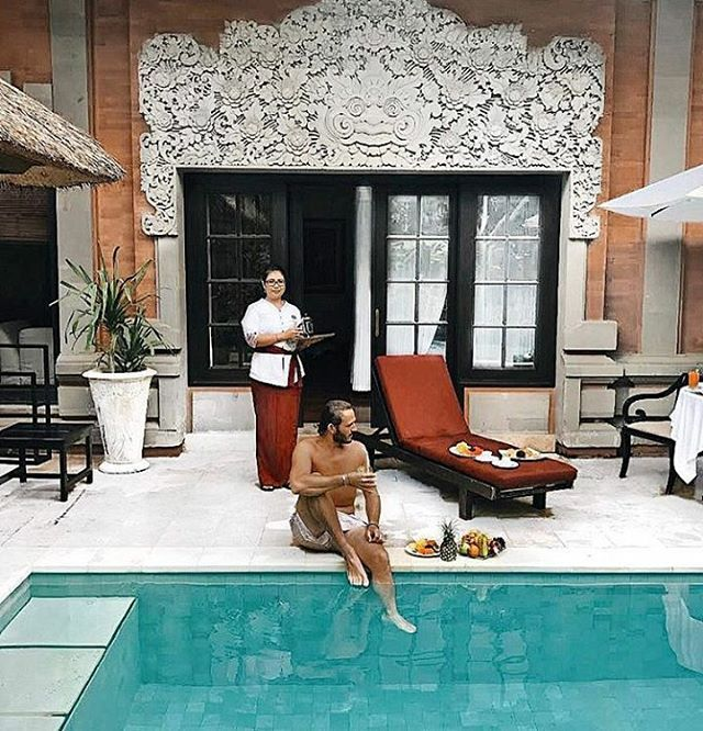 WEBSTA @ ayodyabali - Need a more private space during your stay in Ayodya Resort Bali? Then our Mandavi suite is the answer. 📷: @mrmonnet #mandavisuite #ayodyasuite #resort #ayodyaresort #nusadua #holiday #travel #ayodyaexperience 😎