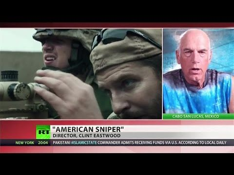 """'To be a hero, you must have honor' – Jesse Ventura on """"American Sniper"""" and SEAL Chris Kyle - YouTube"""