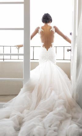 Galia Lahav Loretta 2: buy this dress for a fraction of the salon price on PreOwnedWeddingDresses.com