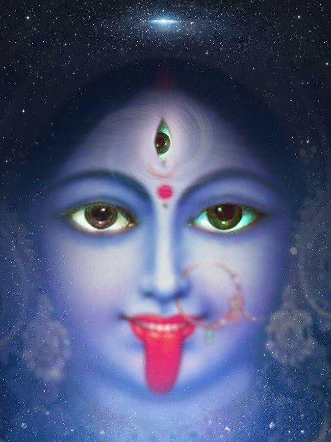 Kali maa- False God, an idol