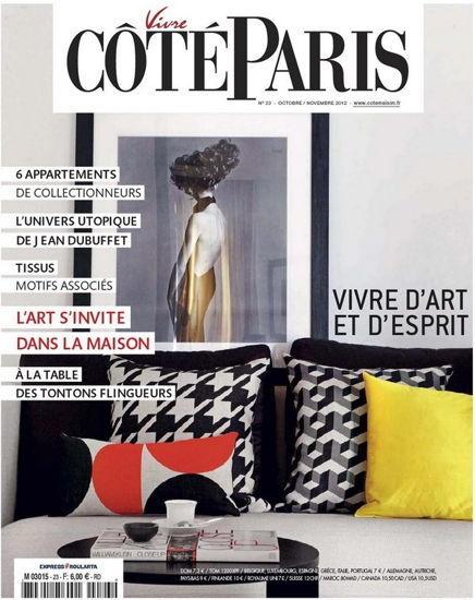 Vivre Côté Paris N°23 - Octobre Novembre 2012...!!!