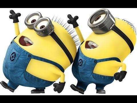 Despictable Me 2 & 1 - Best of the Minions Video!