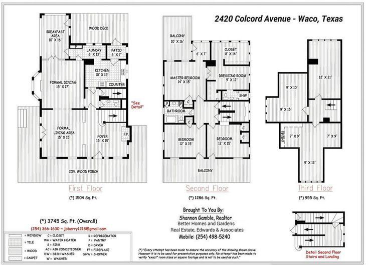 2420 colcord ave waco tx 76707 magnolia homes dream on - Magnolia homes floor plans ...