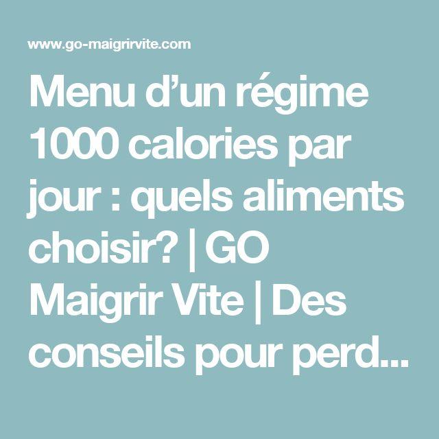 Les 25 meilleures id es de la cat gorie menu hypocalorique sur pinterest r gime hypocalorique - Regime 1200 calories menu ...