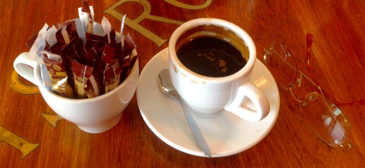 Coffee @ Primary Expresso @ Boolway Street in Bowral - Southern Highlands.