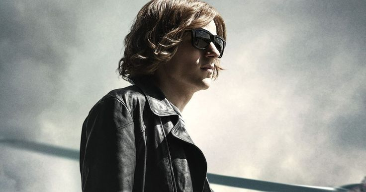 'Batman v Superman' Gets Lex Luthor Inspired Wired Special Issue -- Jesse Eisenberg's Lex Luthor is featured on the cover of a 'special issue' of Wired which is on display at the Consumer Electronics Show. -- http://movieweb.com/batman-v-superman-photo-lex-luthor-jesse-eisenberg/
