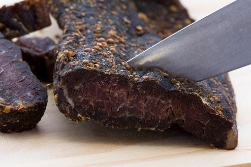Come to Mr.Mozzies for the best Biltong you will ever taste!