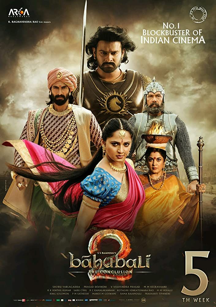 Baahubali 2 The Conclusion 2017 In 2020 Flims