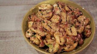 Grilled German Potato Salad Recipe | The Chew - ABC.com