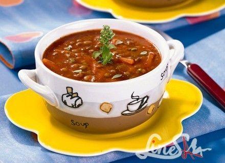 Как готовить суп из чечевицы