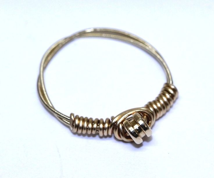 Guitar String Ring, $10.00                                                                                                                                                                                 More