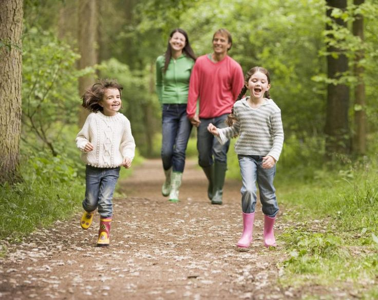 #Walk to the #park. All will get some good #exercise and the kids get to have fun too!