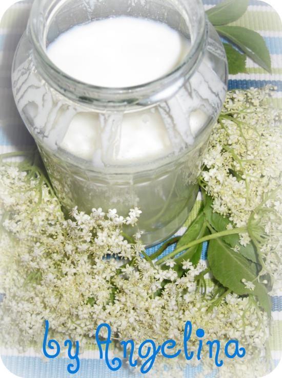 Rezept: Holunderblüten Joghurt selbst herstellen | Frag Mutti