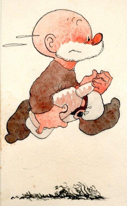"""Jan van Oort (1921 - 2006) ontwierp in de 2e wereldoorlog het stripfiguurtje Paulus de Boskabouter wiens avonturen vanaf 1946 in Het Vrije Volk werden gepubliceerd. Van Oort noemde zich """"Jean Dulieu"""" (Franse vertaling van """"Jan van Oort"""")  Uiteindelijk zouden er tussen 1946 en 1984, met tussenpozen, zo'n 8.000 dagstrips worden gemaakt. Naast die krantenpublicaties verscheen Paulus in kleur in een groot aantal tijdschriften en kinderboeken (in vele landen vertaald uitgebrach..."""