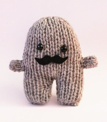Free Knitting Patterns For Beginners Toys : 17 Best images about Knitted Toys on Pinterest Toy ...