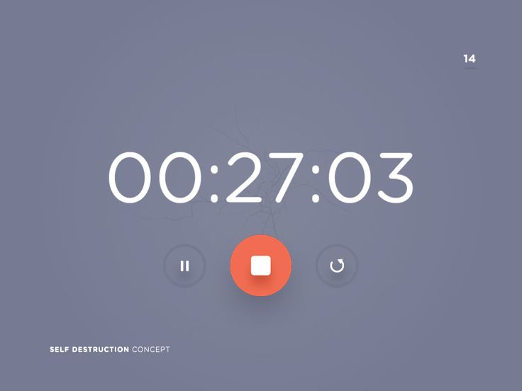 powerpoint countdown timer template