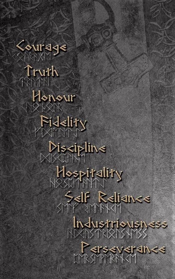No Remorse Norse Symbols Vikings Viking Quotes