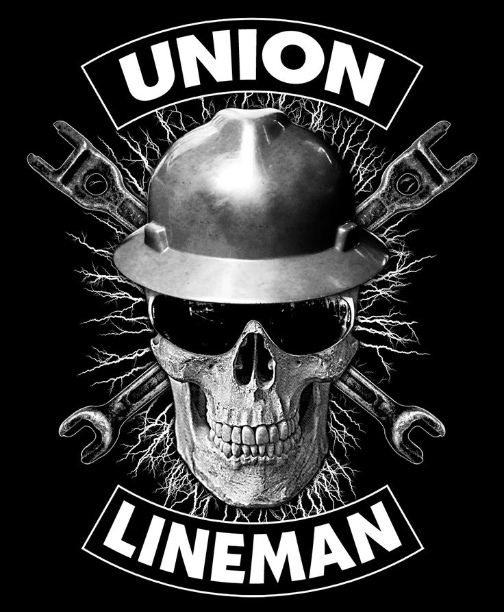 Size-Extra-Large-Union-Lineman-Color-Black-Made-in-U.S.A.-Free-Delivery