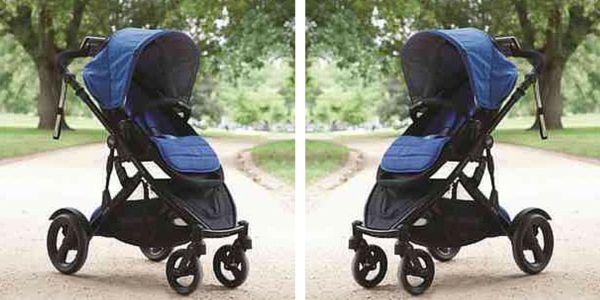 Run Away Pram No More - Britax eBrake Stroller