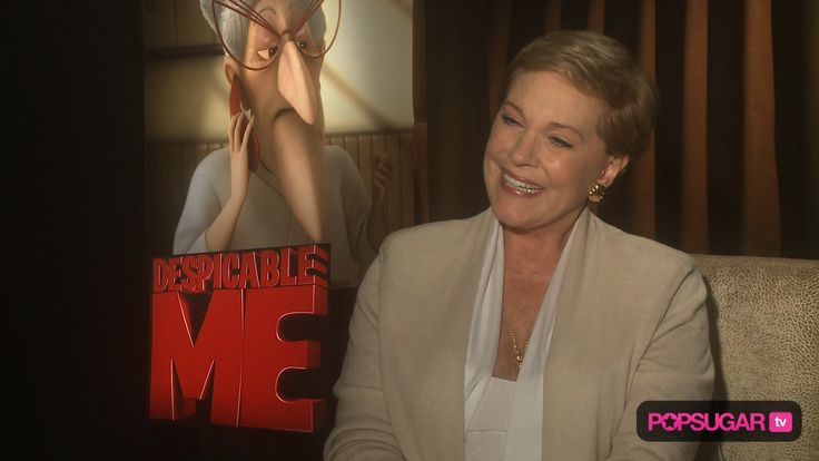 Images For > Julie Andrews Despicable Me