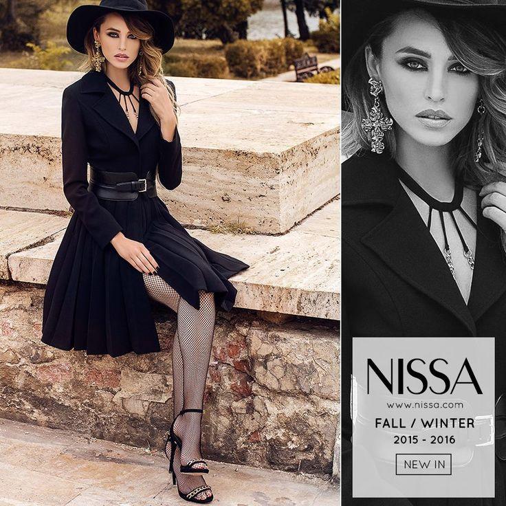 #nissa #fall #winter #fw #fw2015 #new #collection #coat #mood #redingota #model #beautiful #fashion #fashionista #style #stylish #look #outfit  www.nissa.com