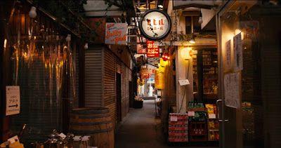 Lecturas y reseñas: Un destello japonés