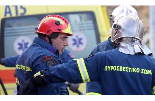 ΕΙΔΙΚΟΤΗΤΑ ΔΙΑΣΩΣΤΗΣ: Συγκλονιστικό: Ακόμη και οι πυροσβέστες κατέρρευσα...