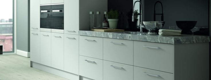 The Best Matt Kitchen Cabinet Doors Images On Pinterest Centre - Matt grey kitchen cupboards