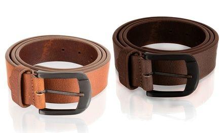 Ceinture en Cuir pour Homme de la marque Woodland leather   Mode ... 193a79d4abd