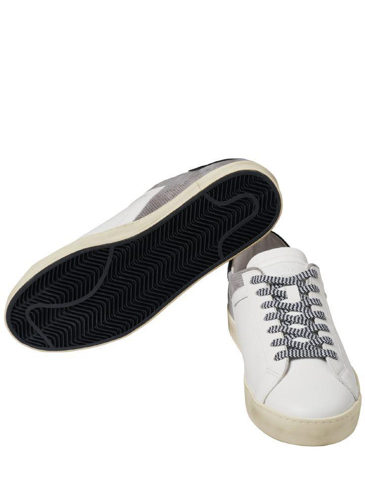 HIL LOW SNEAKER. Upgrade für den Weißen. Italiens Spezialisten für  individuelles Sneakerdesign D.A.T.E. machen