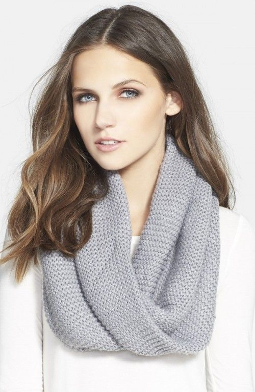 Ugg Australia Women's Twisted Tubular Snood Nordstrom Exclusive   Scarf and Accessory