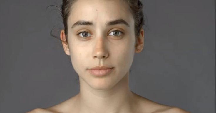 Eine Frau - 23 Gesichter   Gesicht, Schönheitsideal