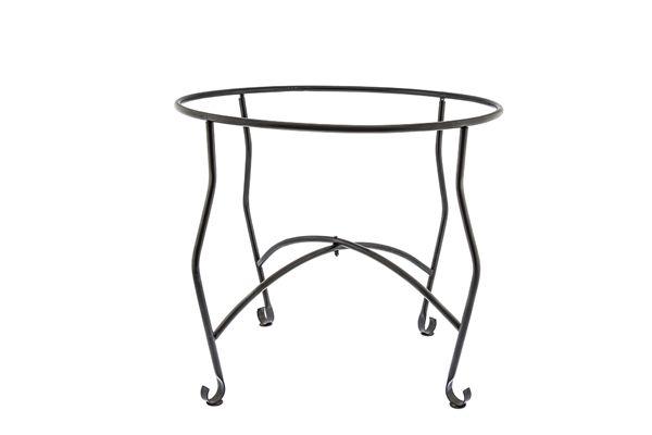 Casa Uno Beaten Aluminium Iron Legs for Hammered Tray Table Vintage Antique NEW